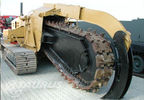 Shipping a Vermeer Trencher